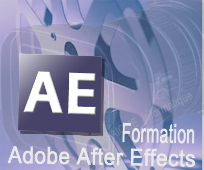 Conception de montages vidéo avec Adobe After Effects - Organisme de formation Nancy