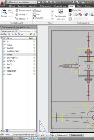 Formation AutoCAD (Autodesk)