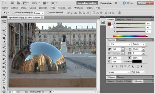 Formation Photoshop - Nancy - 54 - 55 - 57 - 88 - Lorraine