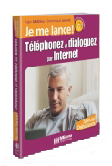 Téléphonez et dialoguez par internet - Collection Je me lance !- Auteurs : MOSAIQUE Informatique (Alain MATHIEU et Dominique LEROND) - Nombre de pages : 240 pages - ISBN : 978-2-7429-6656-1 - EAN : 9782742966561 - Référence Micro Application : 7656