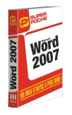 Office 2007 - Auteurs : Alain Mathieu & Dominique Lerond - Nombre de pages : 480 pages - ISBN : 978-2742968381 - EAN : 9782742968381 - Référence Micro Application : 7838