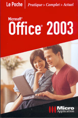 Office  2003 collection Le Poche - MOSAIQUE Informatique