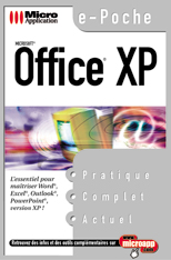 Office  XP  collection Le Poche - MOSAIQUE Informatique